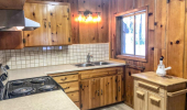 1806 Shady Lane Kitchen Counters and Sink