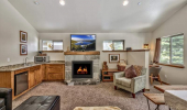 1834 Cold Creek Family Room Fireplace