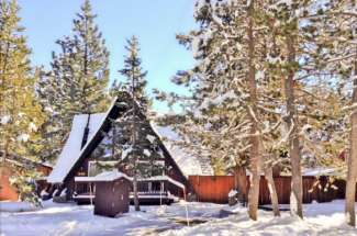 Lake Tahoe Cabin For Sale, 1889 Arrowhead