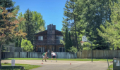 Tahoe Keys Basketball Courts