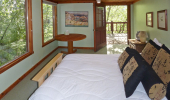 Grass Lake Studio Bedroom